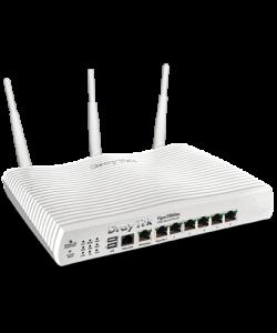 Vigor 2860Vac Series VDSL ADSL Router Firewall